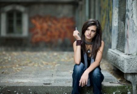 hogyan hagytad abba a dohányzó lányokat